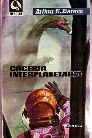CACERIAS INTERPLANETARIAS: ARTHUR K BARNES