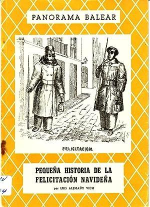 PANORAMA BALEAR. Pequeña Historia de la Felicitación: Luis Alemañy Vich
