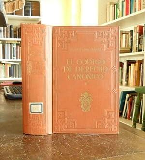 El Código De Derecho Canónico,Tomo II: Adriano Cance,Miguel de Arquer