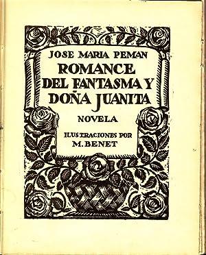 Romance Del Fantasma Y Doña Juanita: Jose Maria Peman