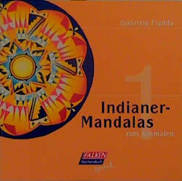 indianer mandalas zum ausmalen von fladda zvab. Black Bedroom Furniture Sets. Home Design Ideas
