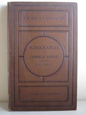 Schoolatlas der geheele aarde.: Bos - Niermeyer.
