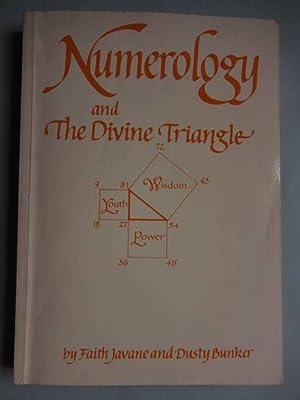 Numerology and the divine triangle.: Javane, Faith &