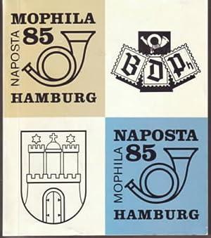Mophila 85, Hamburg / Naposta 85, Hamburg.: Brocks,Dieter