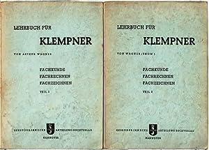 Lehrbuch für Klempner : Fachkunde - Fachrechnen: WAGNER,Arthur