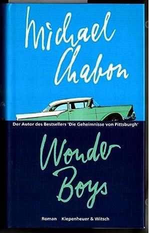 Wonder boys : Roman. Michael Chabon. Dt.: Chabon, Michael (Verfasser):