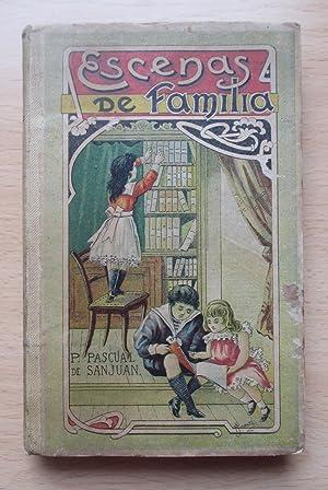 "Escenas de familia (Continuación de ""Flora""): Pilar Pascual de Sanjuan"