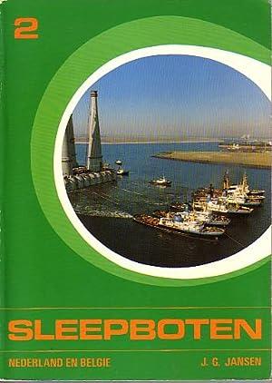 SLEEPBOTEN, Deel 2 - Nederland en Belgie: JANSEN, J. G.