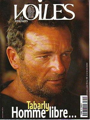 TABARLY - Homme Libre. (in Voiles et: VIBART, Eric, SEZERAT,