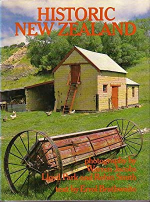 HISTORIC NEW ZEALAND: BRATHWAITE, Errol