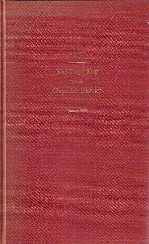 VICE-REGAL TRIP THROUGH GAYNDAH DISTRICT, January 1899: GILLIGAN, J. (attributed)