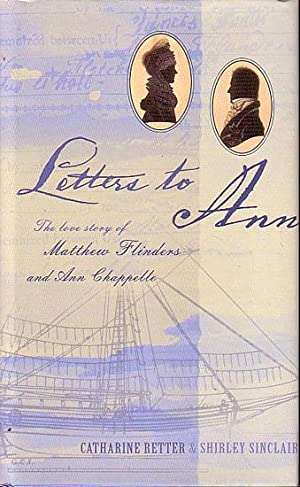 LETTERS TO ANN - The Love Story: RETTER, Catharine &