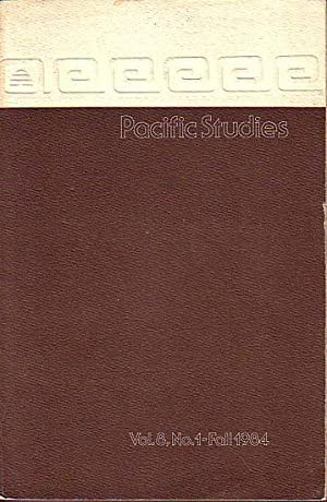 PACIFIC STUDIES (a journal devoted to the: IPS