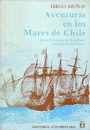 AVENTURAS EN LOS MARES DE CHILE -: MUÑOZ, Diego