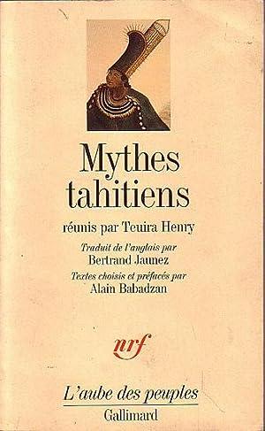 MYTHES TAHITIENS: HENRY, Teuira