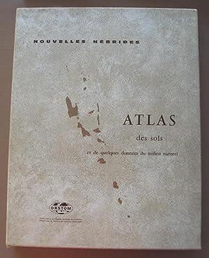 Archipel des Nouvelles-Hebrides, ATLAS DES SOLS et: QUANTIN, Paul