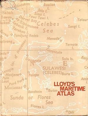 LLOYD'S MARITIME ATLAS, including a comprehensive list: LLOYD'S