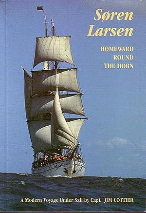 SOREN LARSEN, Homeward Round the Horn -: COTTIER, Captain Jim