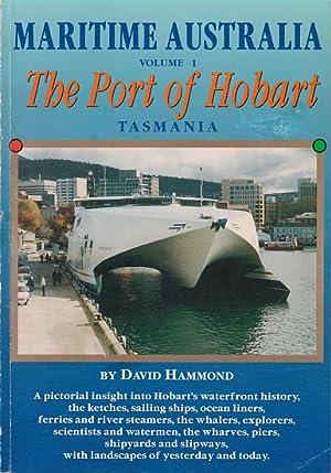 MARITIME AUSTRALIA - THE PORT OF HOBART,: HAMMOND, David