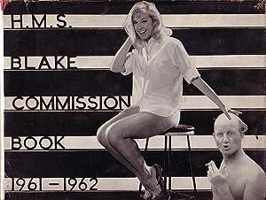 H.M.S. BLAKE COMMISSION BOOK 1961-1962: PACKARD, Lieutenant Commander