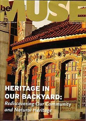 BEMUSE (Magazine of the National Heritage Board,: KARTHIGESU, Ms Thangamma