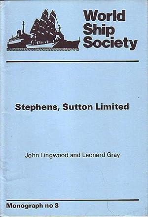 STEPHENS, SUTTON LIMITED: LINGWOOD, John &
