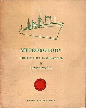 METEOROLOGY: KEMP, J. F.,