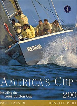 AMERICA'S CUP 2000, including the Louis Vuitton: LARSEN, Paul &