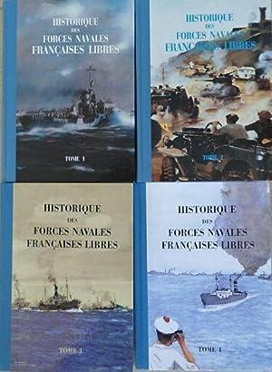 HISTORIQUE DES FORCES NAVALES FRANCAISES LIBRES (4: N/A