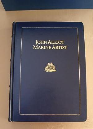 JOHN ALLCOT: MARINE ARTIST: ALLCOT, John