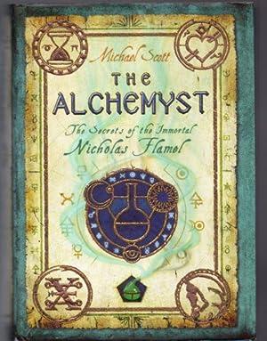 The Alchemyst: The Secrets of the Immortal: Scott, Michael