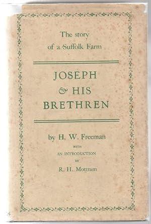 Joseph and His Brethren: Freeman, H.W. ;