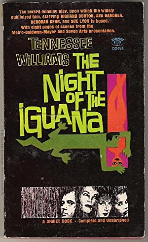 The Night of the Iguana: Williams, Tennessee