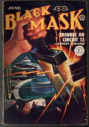 Black Mask Detective Vol. VI, No. 12: Deming, Richard; McCaig,