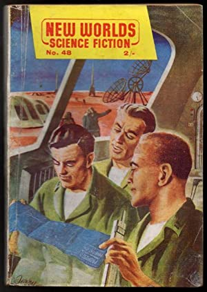 New Worlds Science Fiction No 48 Vol: Carnell, John (Editor);