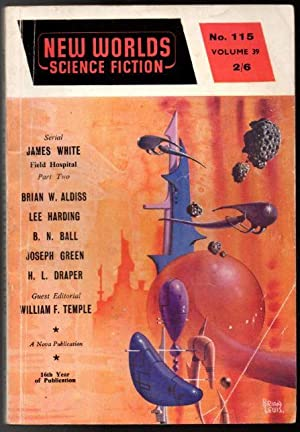 New Worlds Science Fiction No 115 Vol: Carnell, John (Editor);