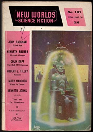 New Worlds Science Fiction No 101 Vol: Carnell, John (Editor);