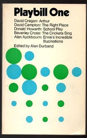 Playbill One; Playbill Two; Playbill Three: Durband, Alan (Editor);