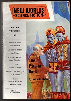 New Worlds Science Fiction No 85 Vol: Carnell, John (Editor);