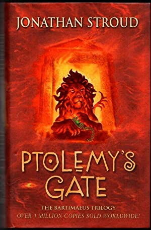 Ptolemy's Gate The Bartimaeus Trilogy Book III: Stroud, Jonathan