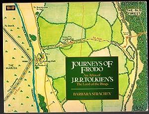 Journeys of Frodo: An Atlas of J.R.R.: Strachey, Barbara