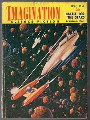 Imagination Science Fiction Volume 7 Number 3: Hamling, William L.(Editor);Blade,