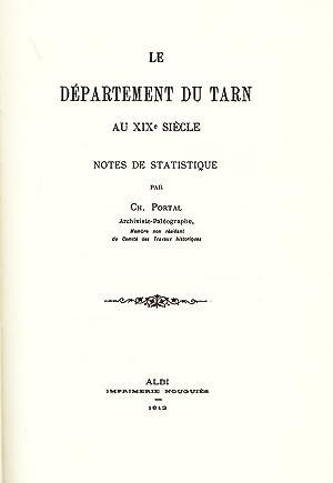 Le Département du Tarn, Midi Pyrénées: Charles Portal