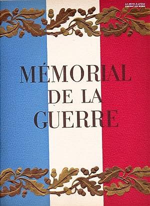 Mémorial de la guerre, Seconde Guerre Mondiale: Service Géographique de l'Armée, Paris