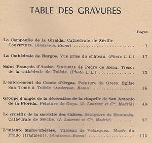 L'Oeillet de Séville, Impressions d'Espagne: E. Joly