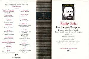 Les Rougon-Macquart, Histoire naturelle et sociale d'une: Émile Zola