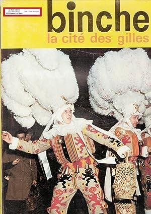 Binche / La cité des gilles /: Joseph Delmelle /