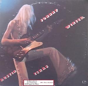 Johnny Winter / Austin Texas / Album: Johnny Winter /