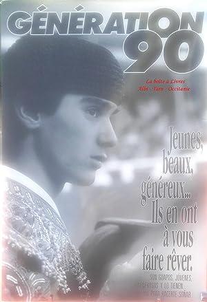 Génération 90 / Jeunes, Beaux, Généreux. Ils: Claude Pelletier /