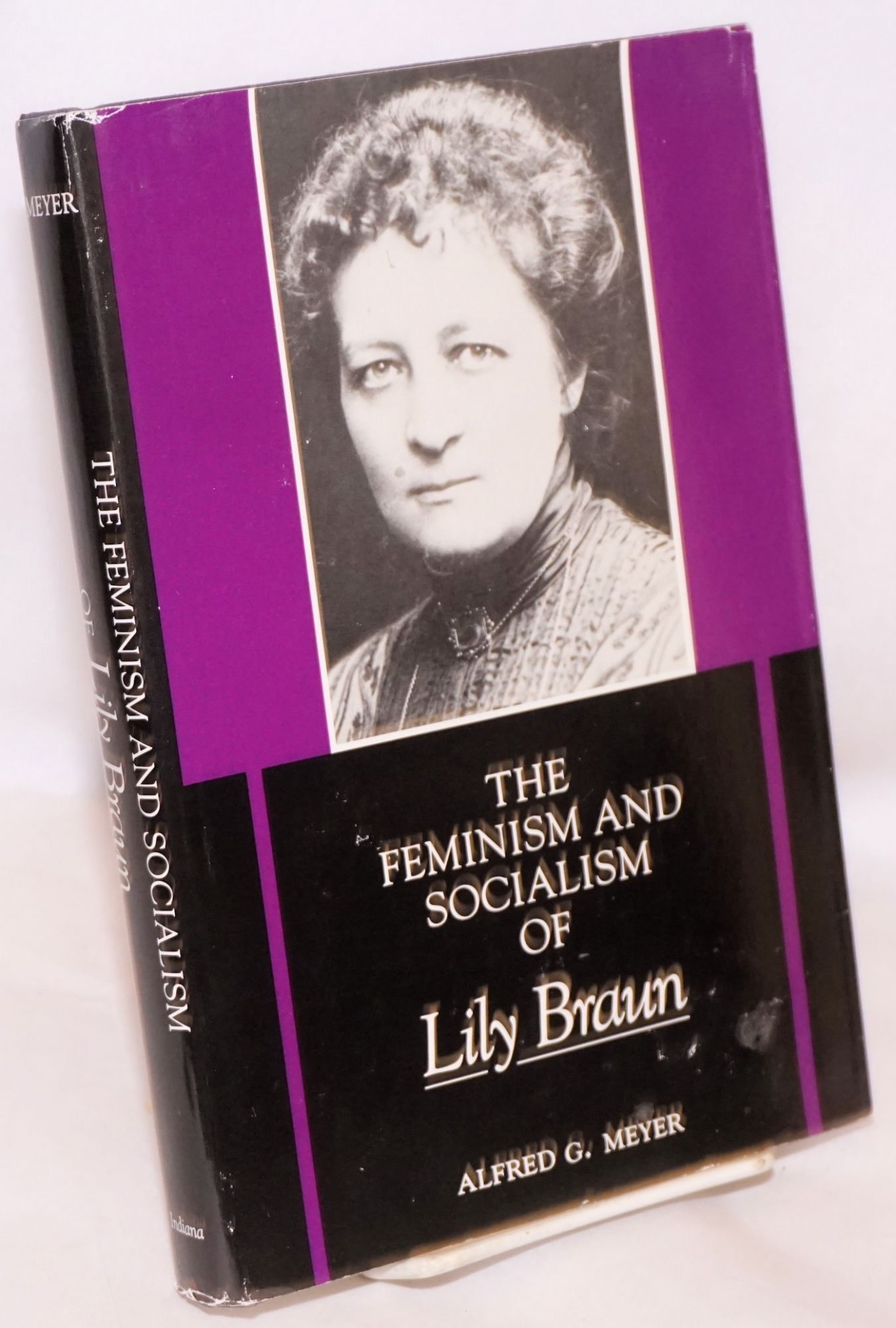 The feminism and socialism of Lily Braun - Meyer, Alfred G.